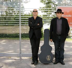Bild: Blues & Kusz mit Fitzgerald Kusz - Blues & Kusz - ein Genuß !!!