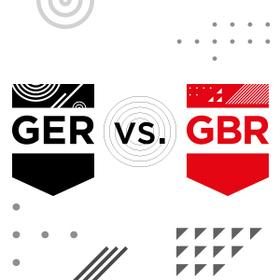 Bild: GER - GBR