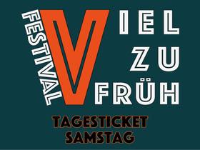 Bild: Viel Zu Früh Festival