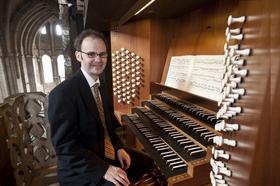 Bild: Orgel-Mittagskonzert