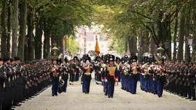 Bild: Königliche Militärkapelle Johan Willem Friso