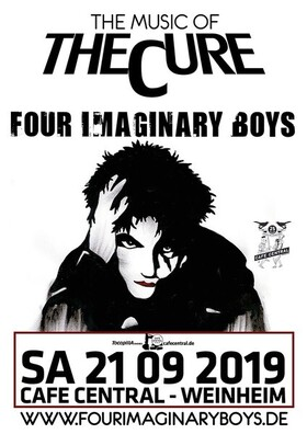 Bild: Four Imaginary Boys