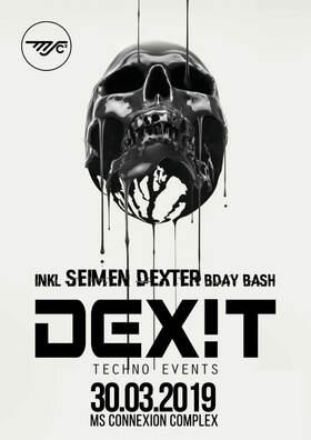 Bild: DEXIT - techno events