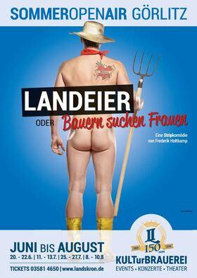 Bild: Landeier - Open Air - Comödie Dresden