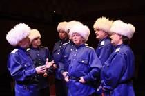 Wolga Kosaken - Russische Weihnacht