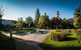 Bild: Der Stadtpark - die heimliche Liebe der Fürther