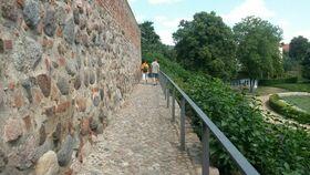 Bild: Stadtmauerrundgang zur Sommersonnenwende