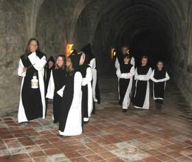 Bild: Abendführung - Kloster(t)räume im Kerzenschein