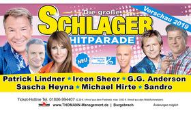 Bild: Die große Schlager Hitparade 2020 - Deutsches Musikfernsehen präsentiert