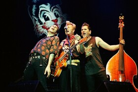 Bild: STRAY CATS - 40th Anniversary Tour - Shooter Promotions GmbH and WME presents