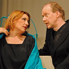 Bild: Und des Lebens Rätsel bleibt - Theater im Palais