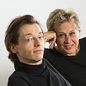 Bild: Tanz auf dem Vulkan - Elisabeth Arend und Victor Nicoara