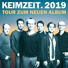 Bild: KEIMZEIT - Das Schloss - Tour 2019 - Die Tour zum neuen Album