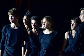 Bild: Was Ihr wollt - präsentiert vom Theater Total Bochum
