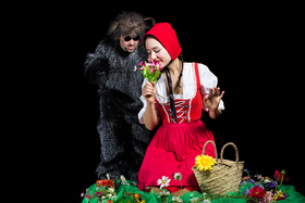 Bild: Rotkäppchen - Bezauberndes Märchentheater