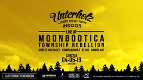 Bild: Unterholz Indoor Festival - Moonbootica + Township Rebellion u.a.