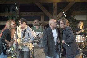 Bild: NC Brown Blues Band - Jazz in the Garden