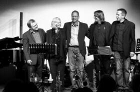 Bild: Gloria Cooper`s German Quintet