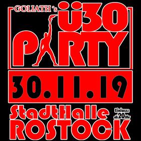 Bild: GOLIATH´s ü30 Party