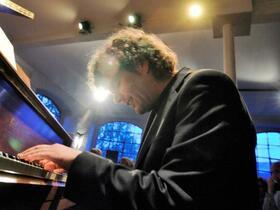 Bild: Living Gallery - Pianorecital - CD-Release-Konzert mit Eckhard Richelshagen