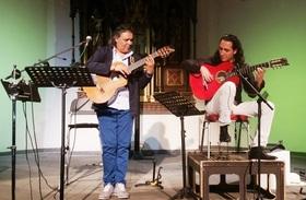 Bild: Música latina trifft Flamenco - Konzert mit Gonzalez und Daniel de Alcalá