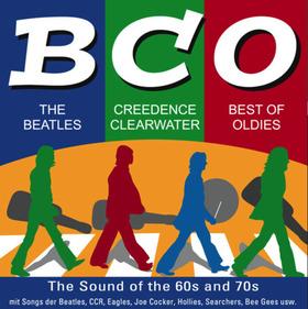 Bild: BCO, Beatles, Clearwater, Oldies