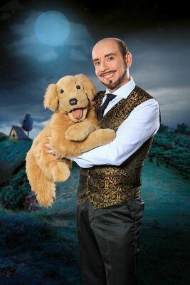 """Bild: Marcelini & Oskar - """"Friede, Freude, Hundekuchen"""""""