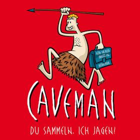 Tickets - Karten Caveman - Du sammeln, ich jagen!
