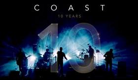 Bild: COAST - 10th Anniversary mit neuer CD/DVD