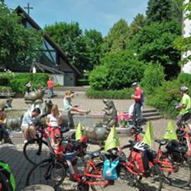 Bild: Pedelec-Radtour