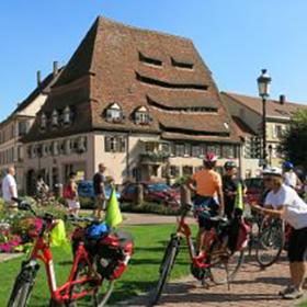 Bild: Pedelec Radtour