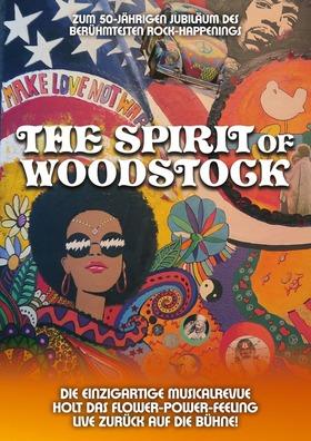 The Spirit of WOODSTOCK - zum 50-jährigen Jubiläum des berühmtesten Rock-Happenings!
