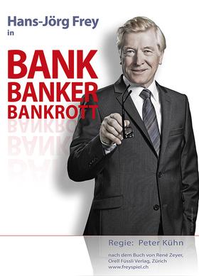 Bild: Bank Banker Bankrott