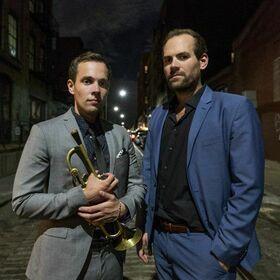 """Julian & Roman Wasserfuhr: """"landed in brooklyn"""""""