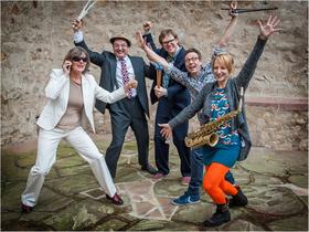 Bild: Frau Gerburg verkauft den Jazz