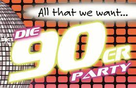 Bild: All That We Want XI: 90er-Party - Die größten Hits einer ganzen Generation