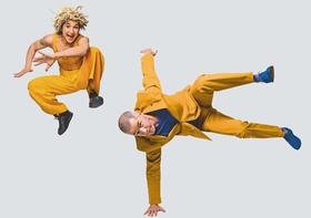 Bild: Der Tanz der Zuckerpflaumenfähre - Ursus & Nadeschkin