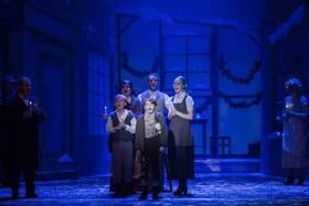 Bild: Scrooge - Eine Weihnachtsgeschichte - Das Musical für die ganze Familie