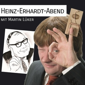 Heinz Erhardt Dinner mit Martin Lüker - Heinz Erhardt Erlebnis Schmaus