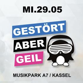 Bild: Sound Sonic Kassel - Gestört aber Geil live!