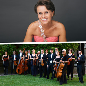 Bild: Gerlint Böttcher und das Südwestdeutsche Kammerorchester Pforzheim