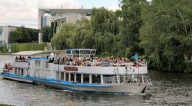 Bild: Brunch auf dem Schiff - Spreefahrt in die Innenstadt
