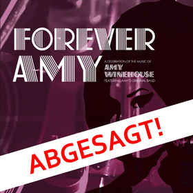 Bild: FOREVER AMY - Featuring Amy's Original Band