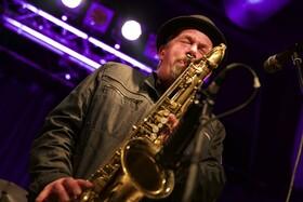 Bild: Tommy Schneller Band - Blues im Bahnhof
