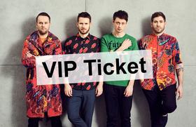 Revolverheld - Zimmer mit Blick Open Air Tour 2019 - VIP Ticket