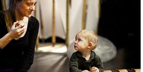 Bild: Nest - Musiktheater-Performance ab 3 Monate