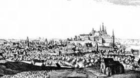 Marthes Pfad - Stadtspaziergang mit Walfriede Hartmann
