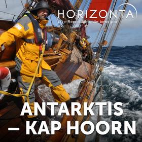Bild: HORIZONTA KIEL:  Antarktis - Kap Hoorn - Segeln im Reich der Stürme