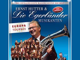 Bild: Ernst Hutter & die EGERLÄNDER MUSIKANTEN - Bühne 79650