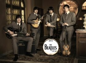 Bild: The Beatles for Sale - Beatles Coverband aus Flensburg